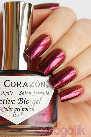El Corazon Active Bio-gel 423/723 Polishaholic Nail polish House