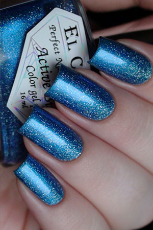 El Corazon Active Bio-gel Gemstones (Самоцветы) 423/465 Aquamarine
